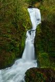 Bridal падения вуали, Орегон Стоковое фото RF