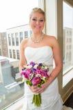 Bridal портрет внутри помещения Стоковые Изображения