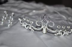 Bridal тиара Стоковое фото RF
