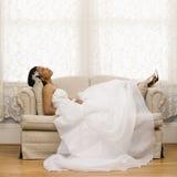 bridal портрет Стоковое фото RF