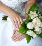 букет bridal Стоковое Изображение