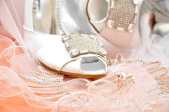 Bridal Accesories Royalty Free Stock Images