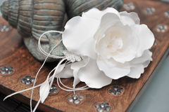 Bridal Accesories Royalty Free Stock Photo