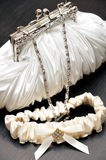 Bridal Accessories Stock Photo