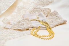 Bridal accessories Stock Photos