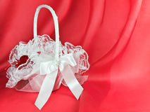 Bridal basket Stock Photography