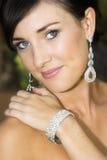Bridal Beauty Royalty Free Stock Photo