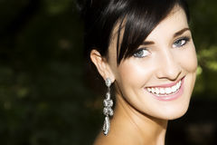 Bridal Beauty Stock Images
