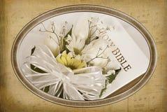 Bridal Bible Stock Images