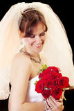 Bridal bliss Stock Photos