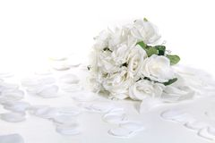 Bridal Boquet Stock Images