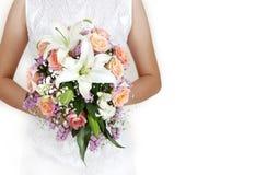 Bridal Botique Royalty Free Stock Image