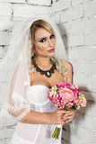 Bridal boudoir Royalty Free Stock Photography