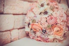 Bridal Bouqet Stock Images
