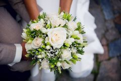 Bridal Bouquet Royalty Free Stock Photography
