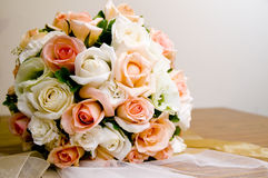 The bridal bouquet Stock Images