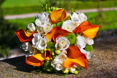 Free Bridal Bouquet Stock Photography - 15271182