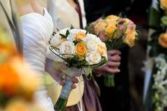 Bridal bouquet Stock Photos