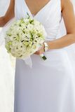 Bridal Bouquet. Close-up of bridal Bouquet. Outdoor shot Royalty Free Stock Images
