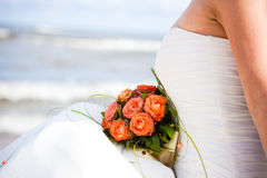Bridal bouquet Royalty Free Stock Photos