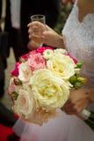 Bridal bouquet Royalty Free Stock Photos