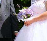The Bridal Bouquet Stock Images