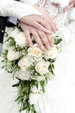 Bridal bouquet of flowers Royalty Free Stock Photography