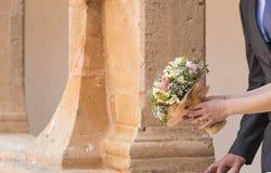 bridal bouquet Stock Image