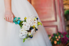 Bridal bouquet Stock Photos