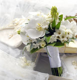 Bridal bouquet. Stock Photography