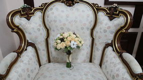 Bridal Bouquet stock video