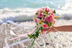 Bridal bukiet Obrazy Royalty Free