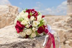 Bridal bukiet Zdjęcie Stock