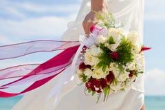Bridal bukiet Fotografia Stock