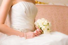 Bridal bukiet Zdjęcie Royalty Free