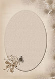 Bridal Butterfly Bouquet Stock Photography