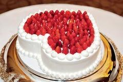 Bridal cake Royalty Free Stock Photos