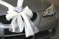 Bridal car Stock Photo