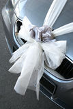 Bridal car Royalty Free Stock Photo