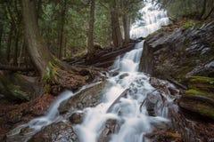 Bridal Cascade. Bridal Falls, Fraser Valley, BC, Canada Stock Photo