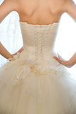 Bridal corset Royalty Free Stock Photography