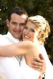 Bridal Couple Stock Photography