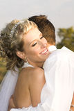 Bridal Couple Stock Photos