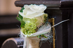 Bridal dekoracja Obraz Stock