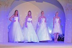 Bridal dresses Stock Photos