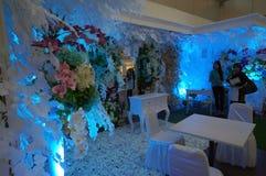 Bridal expo Stock Photo