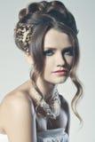 Bridal Fashion toning Stock Photo