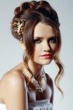 Bridal fashion woman Royalty Free Stock Photography
