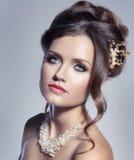 Bridal fashion woman Stock Image