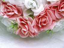 Bridal floral arrangement Royalty Free Stock Images